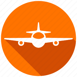 airplane, fly, map, navigation, transportation, travel icon