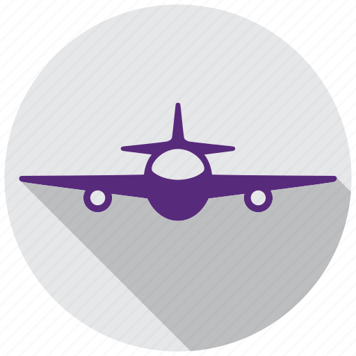 airplane, fly, gps, map, navigation, transport, transportation icon
