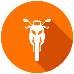 bike, direction, gps, map, motorcycle, navigation, transport icon