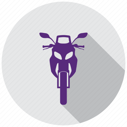 bike, directions, gps, map, motorcycle, navigation, transportation icon