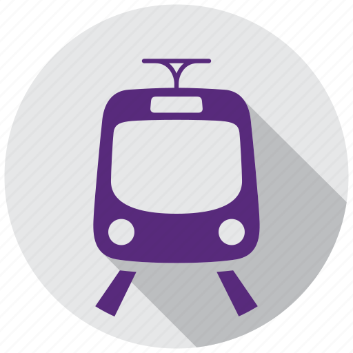 gps, map, navigation, train, tram, transportation, travel icon