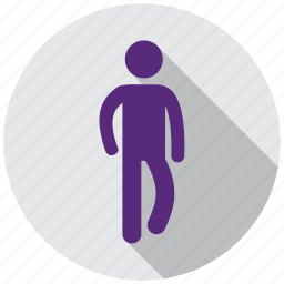 avatar, directions, gps, map, navigation, on foot, walking icon