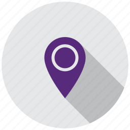 direction, gps, here, location, map, navigation, pin icon