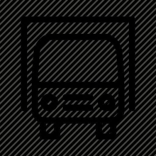 Delivery, transport, transportation, truck icon - Download on Iconfinder