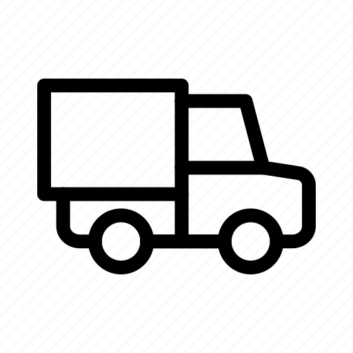 Delivery, transport, transportation, truck icon - Download on Iconfinder