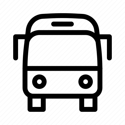 Bus, transport, van, vehicle icon - Download on Iconfinder