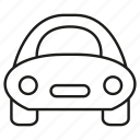 car, traffic, transit, transport, vehicle icon