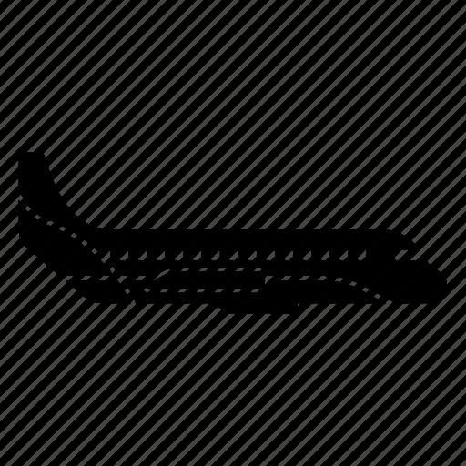 aircraft, airplane, flight, plane, transportation, travel icon