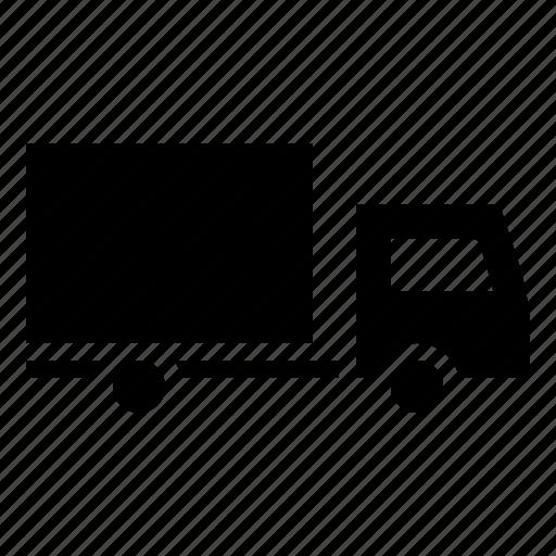Delivery, logistics, transportation, truck icon - Download on Iconfinder