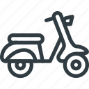 moped, motorcycle, transport, transportation, vehicles, vespa