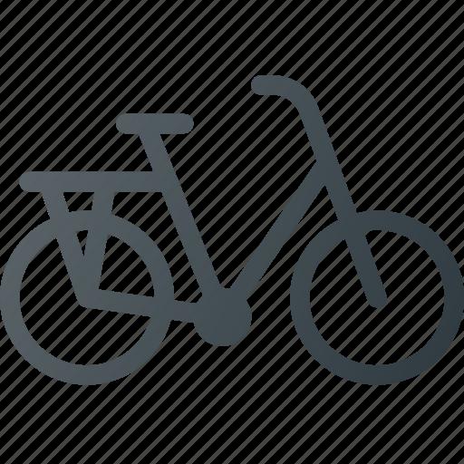 bicycle, bike, transport, transportation, vehicles icon