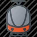 railroad, railway, train, transport, transportation, vehicles