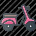 moped, motorcycle, transport, transportation, vehicles, vespa