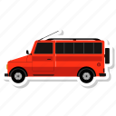 delivery, delivery van, transport, van, vehicle