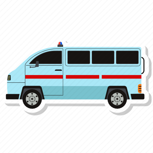 Ambulance, emergency, hospital, vehicle icon - Download on Iconfinder