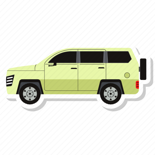 Delivery, delivery van, transport, van, vehicle icon - Download on Iconfinder