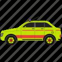 car, drive, transportation, van, vehicle icon