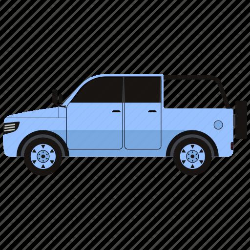 jeep, transport, van, vehicle icon