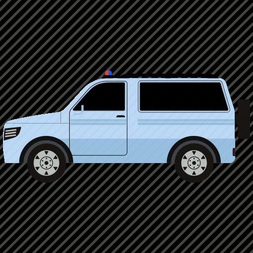 bus, car, transportation, van, vehicle icon