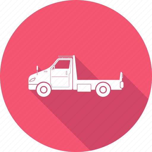 car, delivery, truck icon