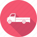 truck, vehicle icon