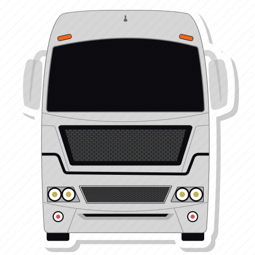 Bus, transport, trolley, trolleybus icon - Download on Iconfinder