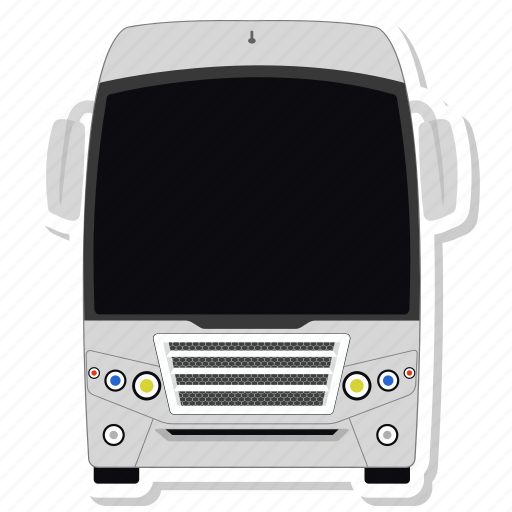 bus, transport, trolley, trolleybus icon