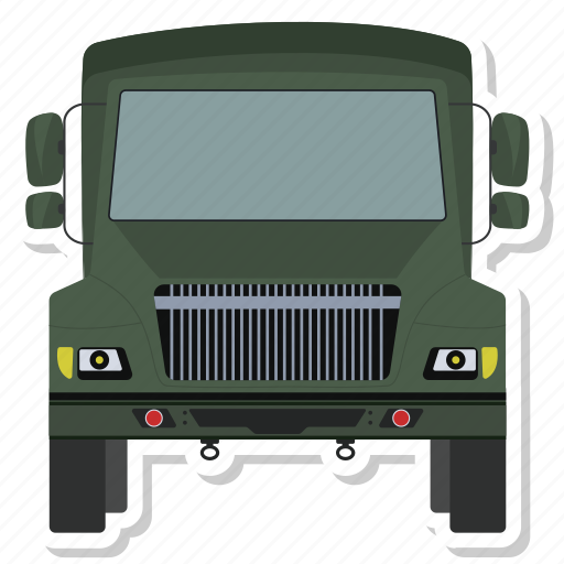 Logistic, supply, transport, truck, vehicle icon - Download on Iconfinder