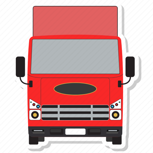 Cargo, delivery, shipping, truck icon - Download on Iconfinder