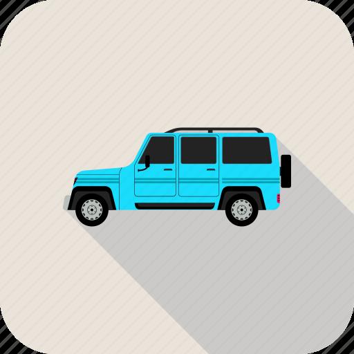 car, van, vehicle icon