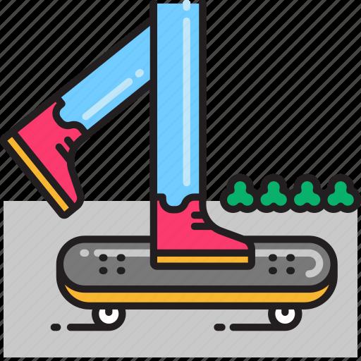 Skate, skateboard, skating icon - Download on Iconfinder