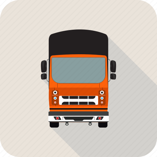 Delivery, freight, shipping, truck icon - Download on Iconfinder
