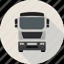 autobus, bus, coach, transport