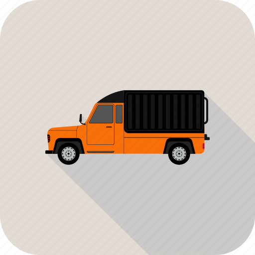 car, part, van, vehicle icon