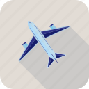 plain, aircraft, flight, airport