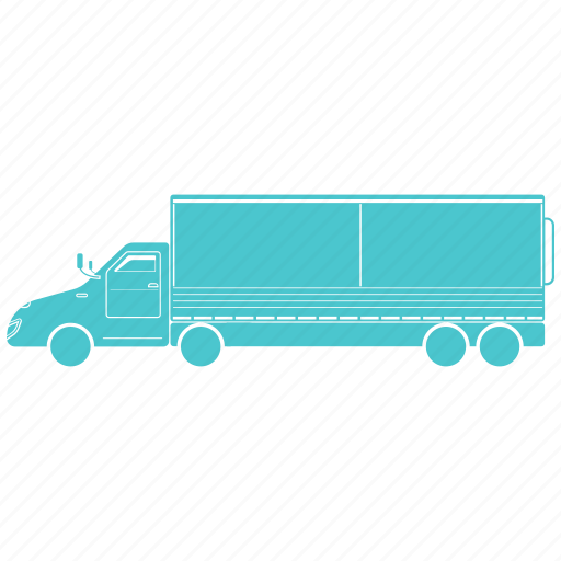 Delivery, shipping, transport, truck, vehicle icon - Download on Iconfinder