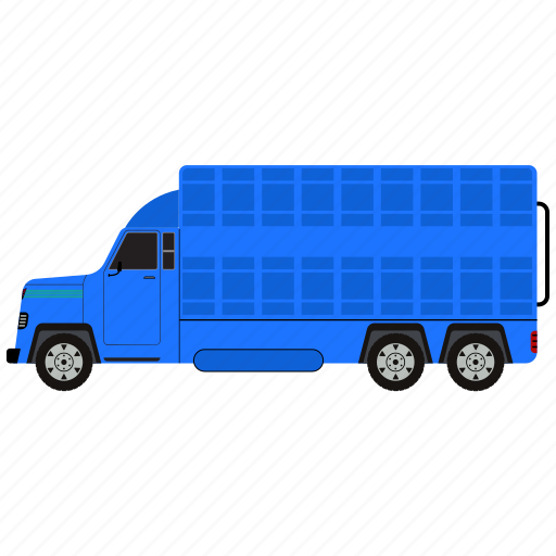 big vehicle, gift, truck, vehicle icon