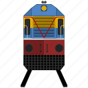 railway, train icon