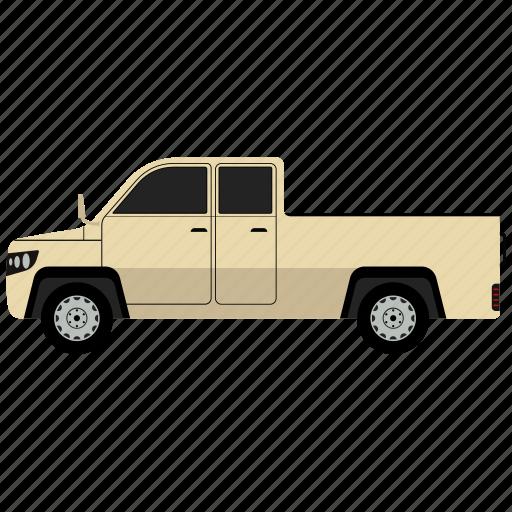 big vehicle, gift, truck, vehicle icon