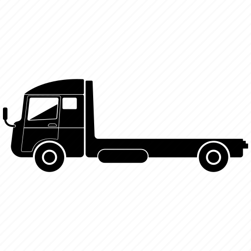 dumper, vehicle icon