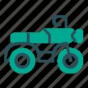 bike, holiday, motorbike, transport