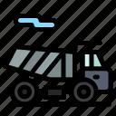 bike, quad, transport icon