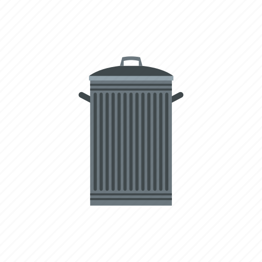 bin, can, dustbin, recycle, recycling, rubbish, trash icon
