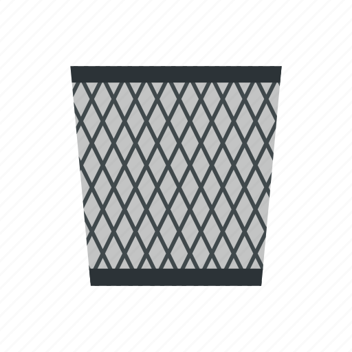 Bin, container, empty, garbage, recycle, recycling, wastepaper basket icon - Download on Iconfinder