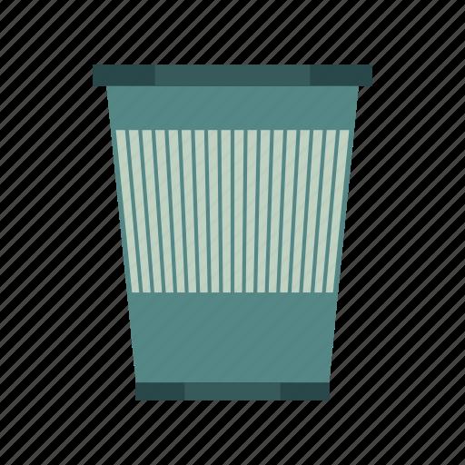 Basket, bin, can, dustbin, garbage, trash, wastepaper icon - Download on Iconfinder