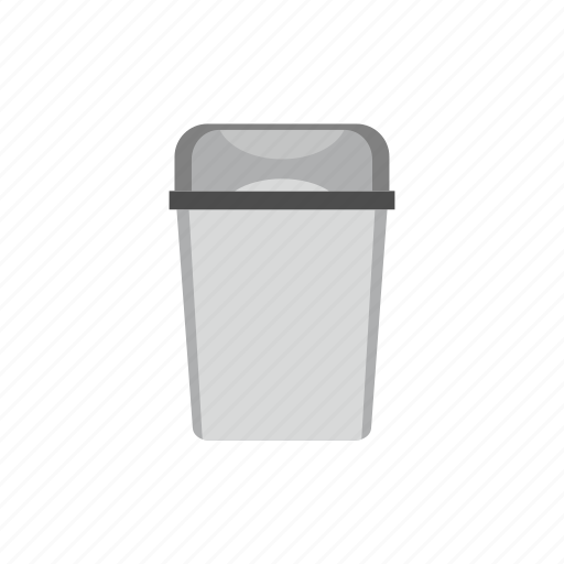 bin, can, container, dustbin, garbage, kitchen, trash icon