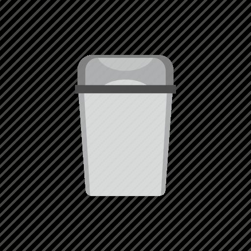Bin, can, container, dustbin, garbage, kitchen, trash icon - Download on Iconfinder