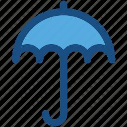 canopy, rain protection, sun protection, sunshade, umbrella icon