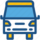 bus, public bus, transport, travel, vehicle