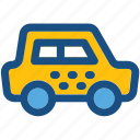 taxi, cab, taxi van, car, vehicle icon